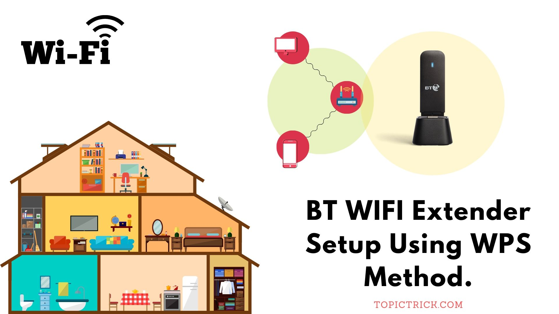 How to set up BT WIFI Extender. Brilliant 3 step guide!