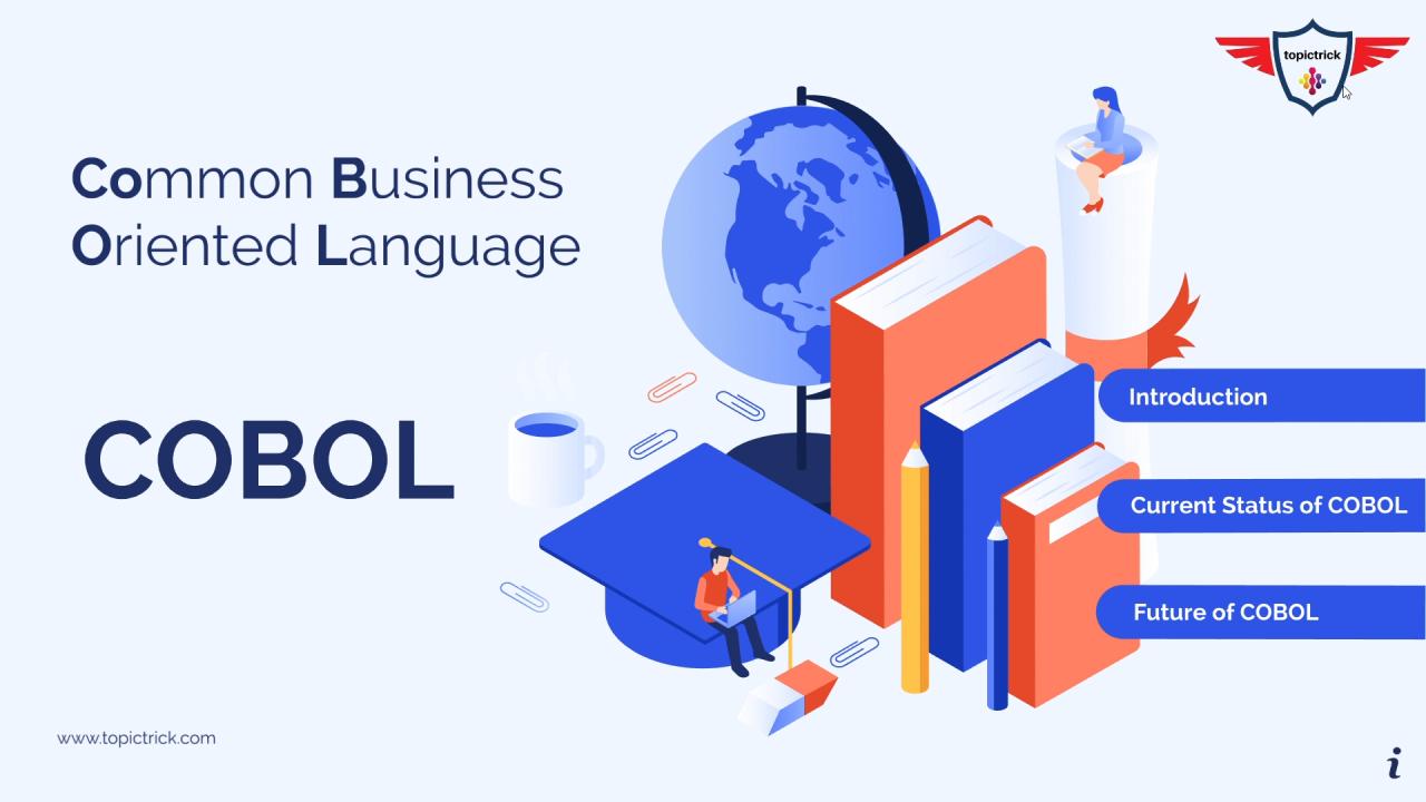 COBOL Tutorial – COBOL Programming Tutorial. Free Curso de COBOL 60+